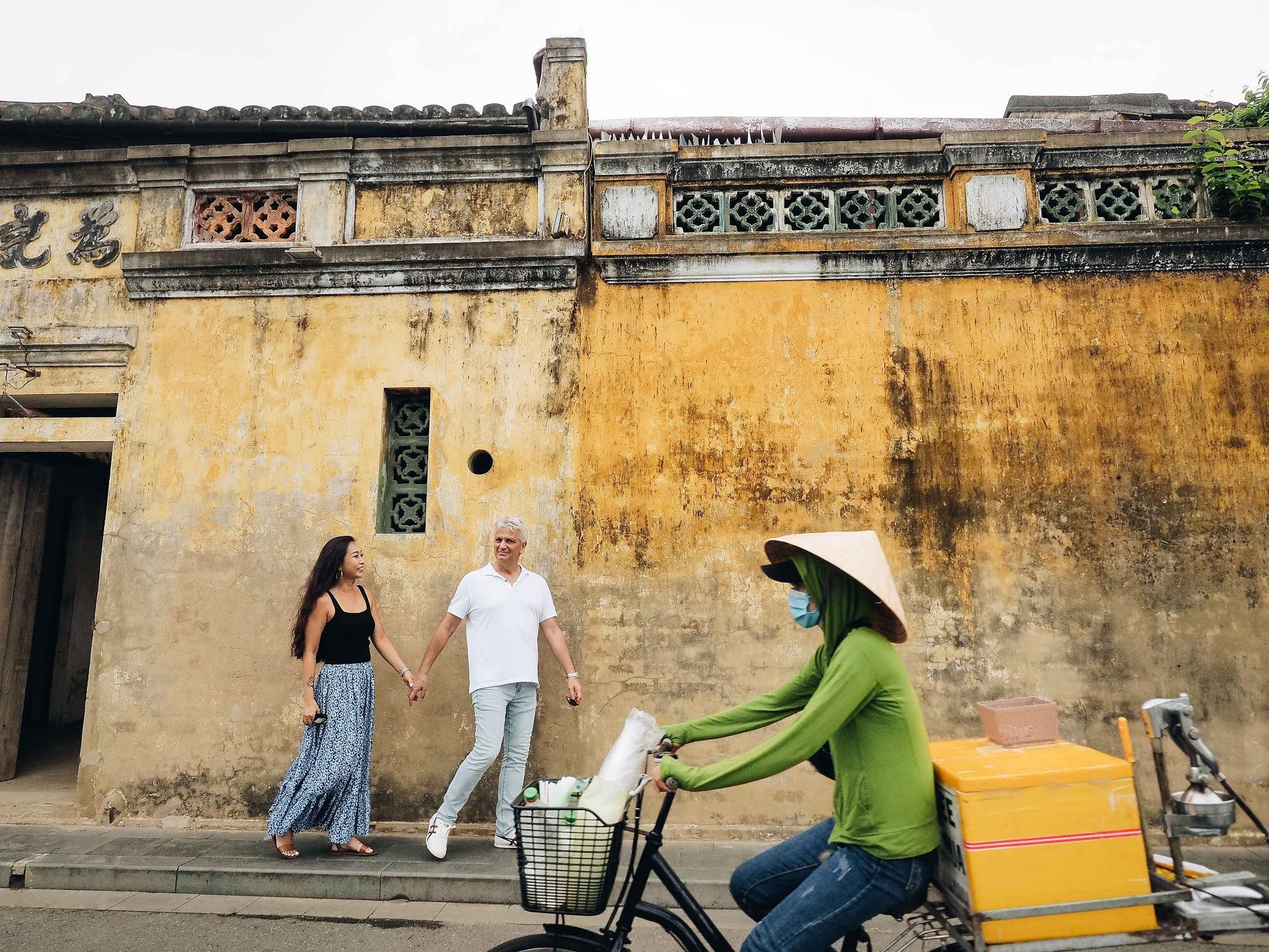 Khoi Studio: Chụp ảnh chân dung ngoại cảnh Đà Nẵng, Hội An