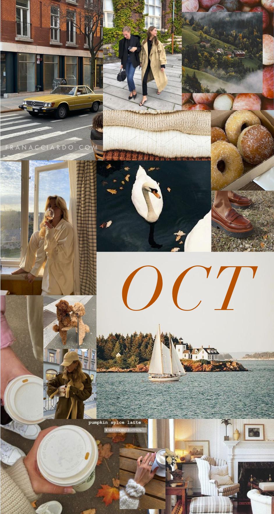 fran acciardo october 2021 mood board fall desktop wallpaper iphone wallpaper autumn october fall aesthetic download