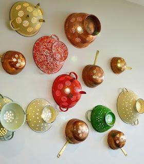 Ecomania blog 10 ideas para reutilizar utensilios de cocina for Utensilios de cocina originales
