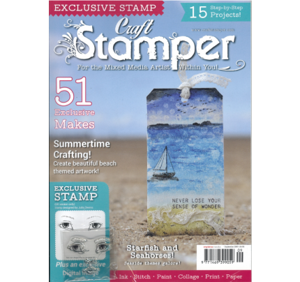Craft Stampers Magazine Sept 2019