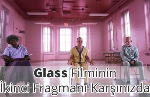 Glass Fragman İzle