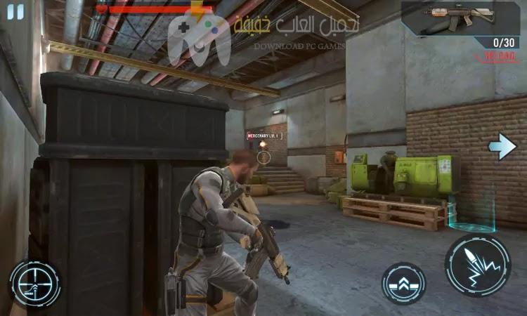 تحميل لعبة القناص المأجور Contract Killer Sniper للكمبيوتر مجانا