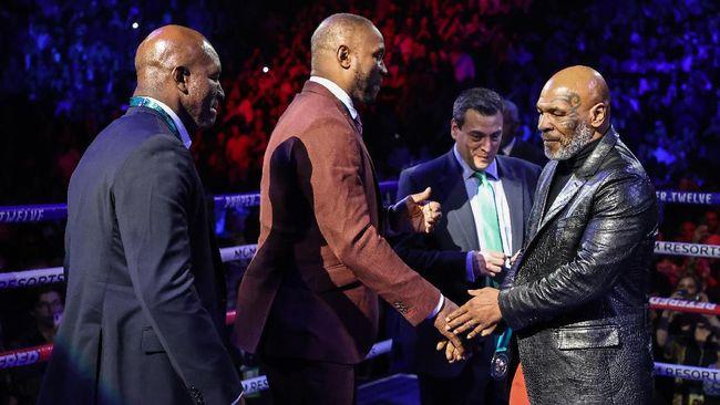 Petinju yang Perlu Dihindari Mike Tyson saat Comeback