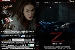 CARATULA Z 2019[COVER DVD]
