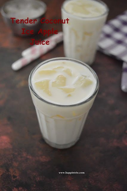 Elaneer Nungu Juice | Ice Apple Tender Coconut Juice