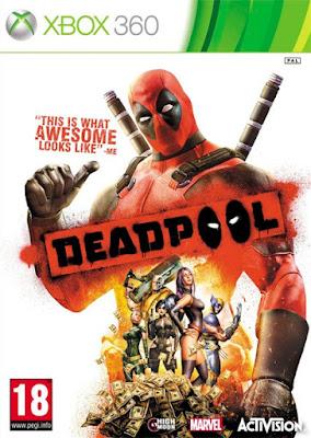 یاری بۆ ئێكس بۆكس DeadPool xbox360 torrent