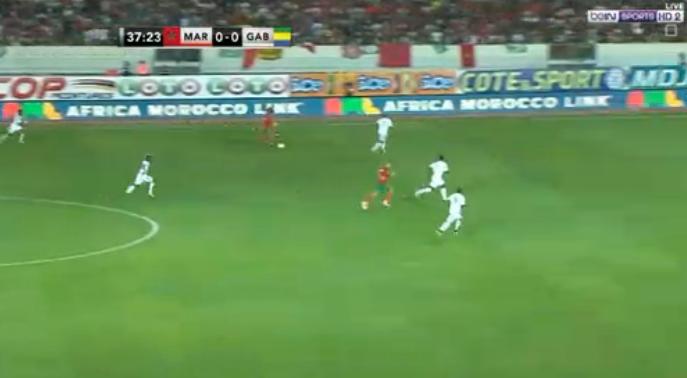فيديو.. المغرب على أعتاب مونديال روسيا بعد الفوز بثلاثية فى الجابون فى تصفيات أفريقيا المؤهلة لكأس العالم 2018.