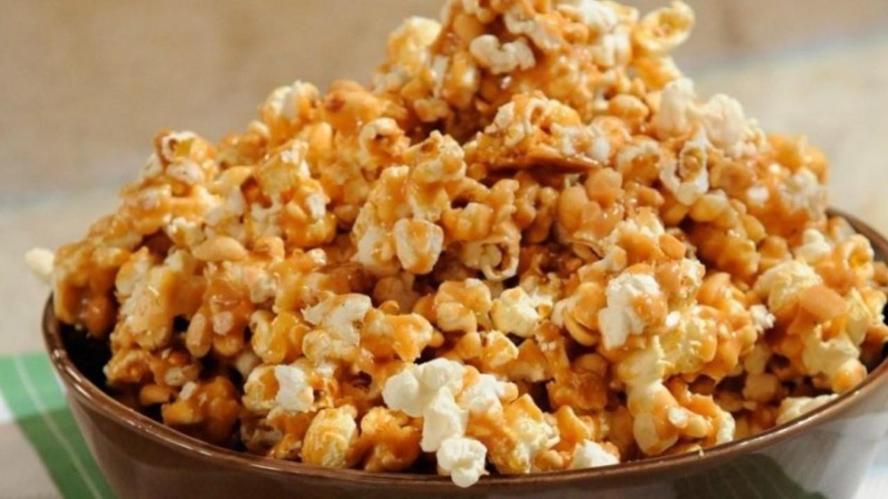 Karamel Popcorn, Kudapan Waktu Nyantai