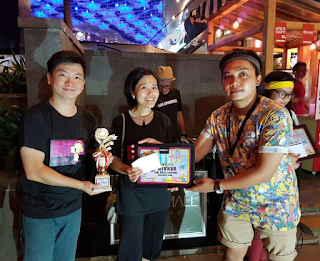 "Mie Jakarta Cab. Magelang, 2nd  Best Tenant Competition, Kemang BBQ Party Chapter 9, ""Back to 80's"""