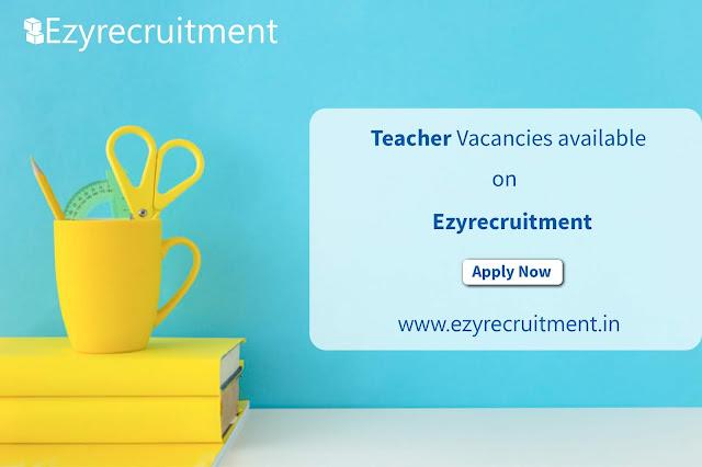school teaching vacancies