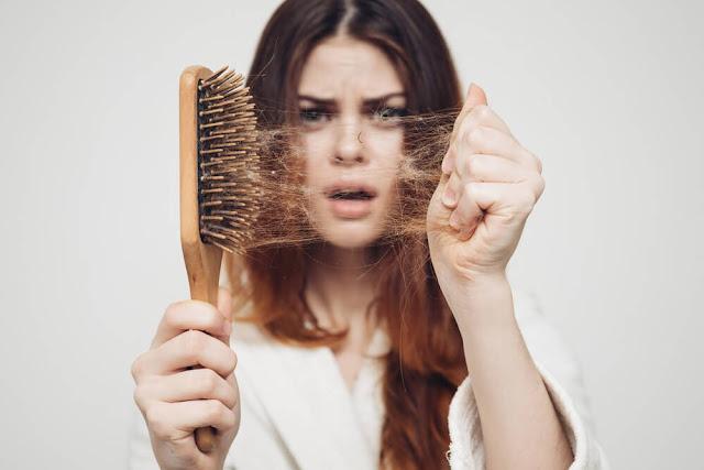 وصفات لمنع تساقط الشعر نهائيا