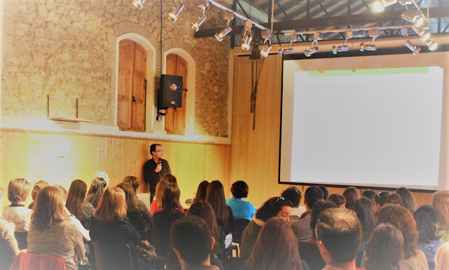 Ramón Soler - Crianza Respetuosa - Charla - Conferencia