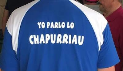 Yo parlo lo chapurriau, CHAMPOUIRAU, champoiral, chapurreau