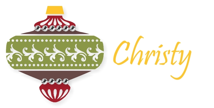 Create With Christy: Christmas Tag & Gift Card Holder Tutorial