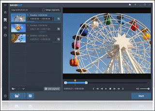 برنامج, قص, ودمج, الفيديوهات, Bandicut, احدث, اصدار
