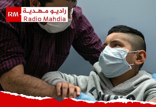 المهدية : ثبوت إصابة طفل الـ11 سنة بفيروس كورونا