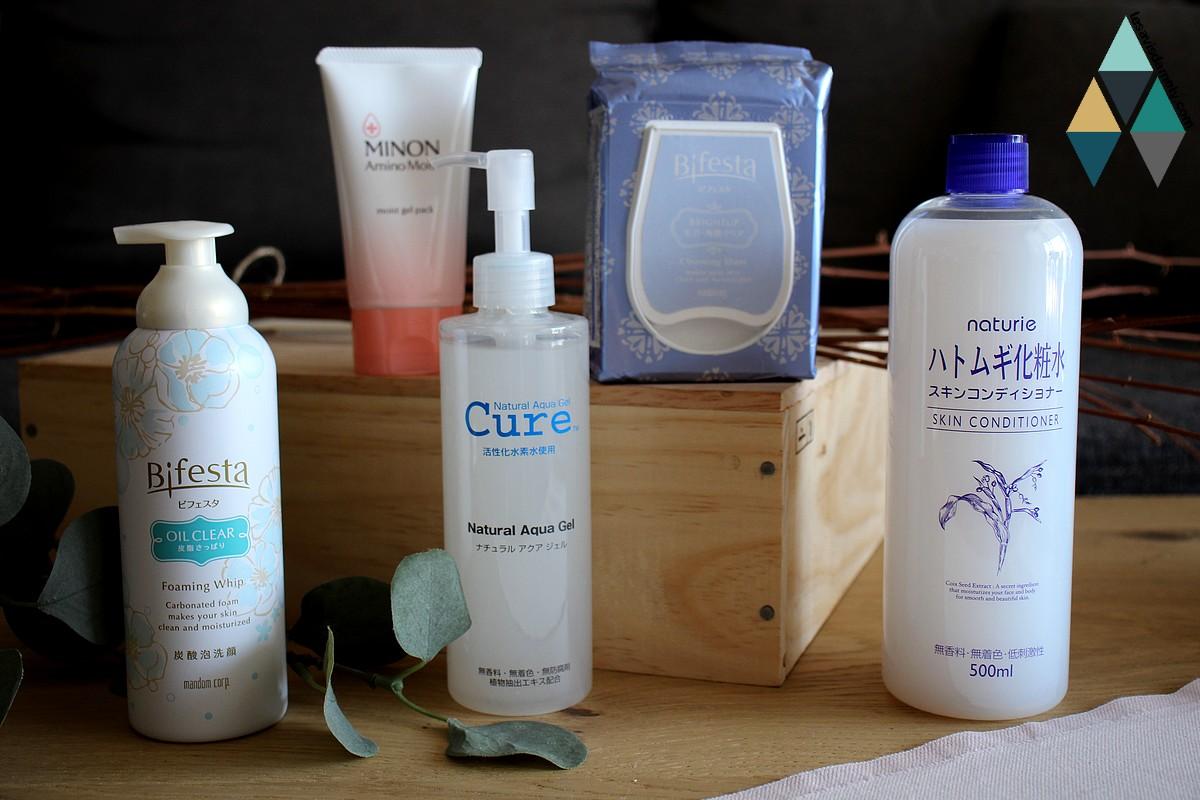 revue beauté soins cosmétiques rituel routine japonaise layering