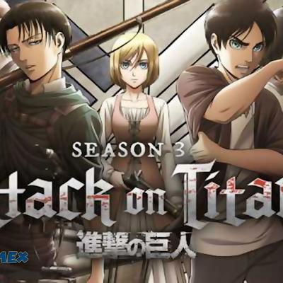 Shingeki no Kyojin Season 3 Audio Castellano 12/22 MEGA y MediaFire