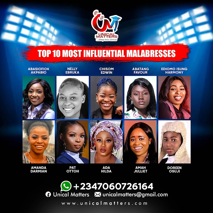 Top 10 Most Influential Malabresses