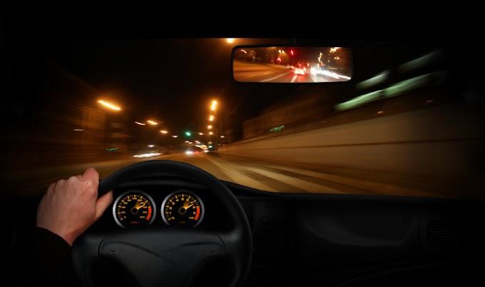 Управление автомобилем в ночное время