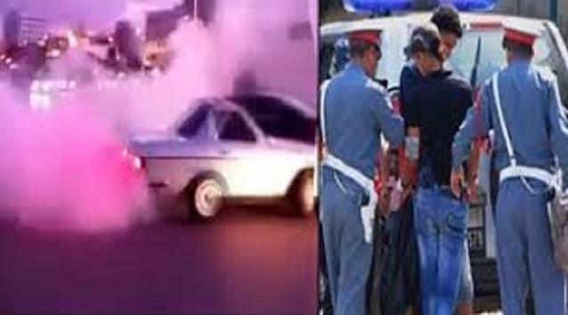 تارودانت : درك الكردان يضع حدا للعصابة الخطيرة التي أرعبت أصحاب السيارات بأكادير الكبير