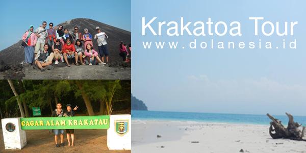 Trip Tour Wisata Ke Gunung Krakatau Propinsi Banten