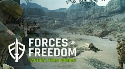 Download Forces Of Freedom Mod Apk Data + Obb Terbaru [Unlimited Money]