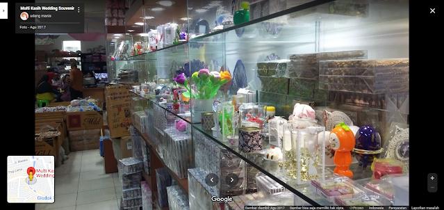 Toko Multi Kasih, Grosir Souvenir Pernikahan Terlengkap di Jakarta