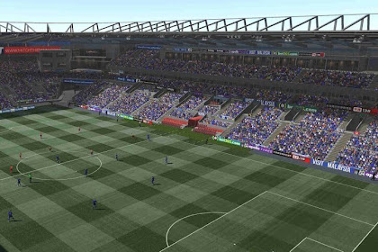 Cardiff City Stadium Converted From FIFA 19 For - PES 2019