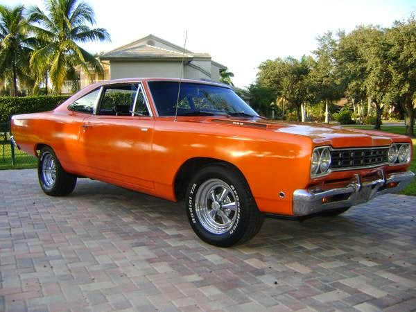 1968 Plymouth Roadrunner For Sale Buy American Muscle Car