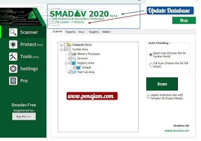 Pembaruan SMADAV 2020 Rev. 14.1.6