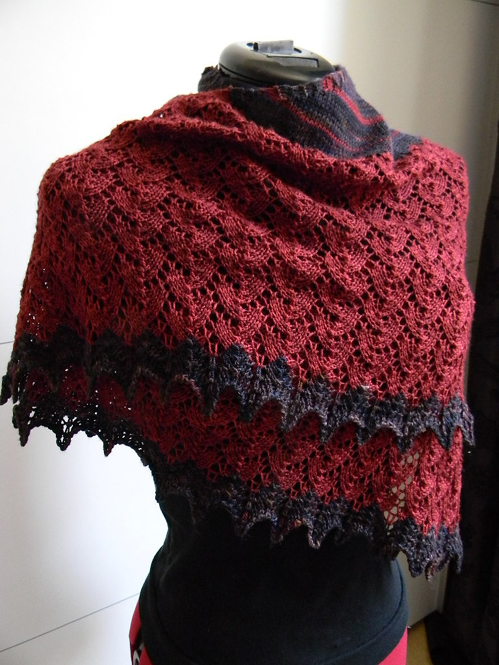 Redbel - Knitting Pattern