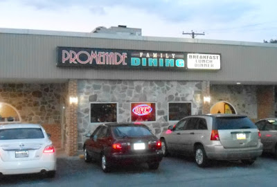 Promenade Family Dining Restaurant in Harrisburg Pennsylvania