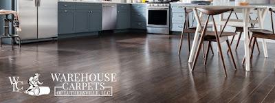 Tiffanie Teel | Newnan Web Design | Newnan SEO | Warehouse Carpets of Luthersville Website