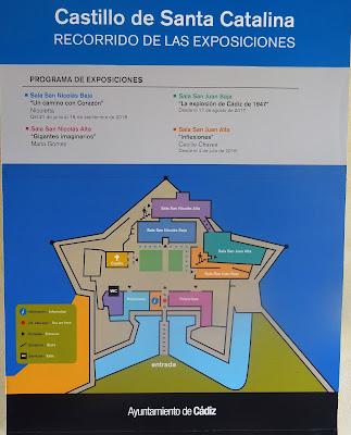 Castillo de planta pentagonal