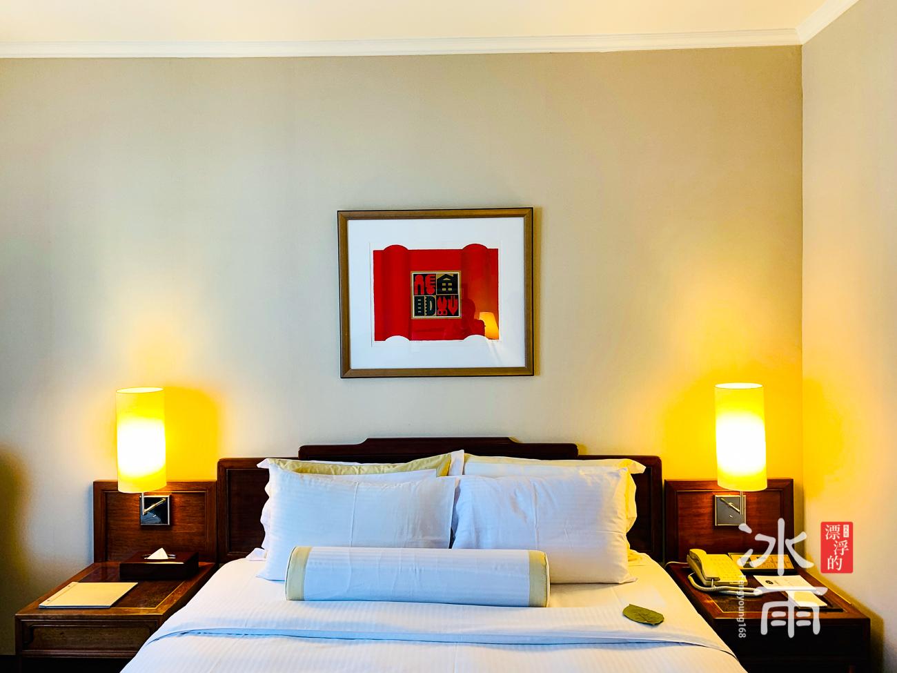 福華大飯店|床頭