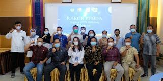 Pemkab Dairi Raih Penghargaan Terbaik Pengelolaan DAK Fisik,  Dana Desa dan KUR 2020