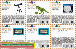 Free Printable Babies R Us Coupons