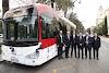 España: Se presentó el primer autobús autónomo del Grupo Irizar en Málaga
