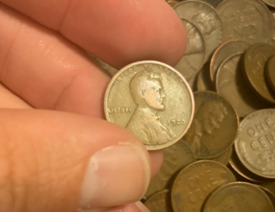 1920 penny value