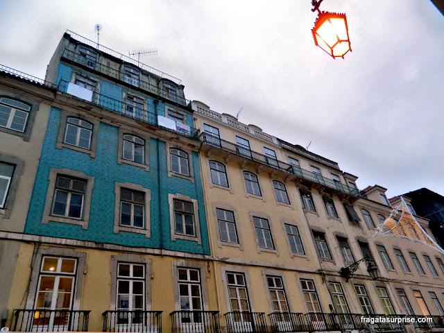Rua Augusta, Baixa de Lisboa