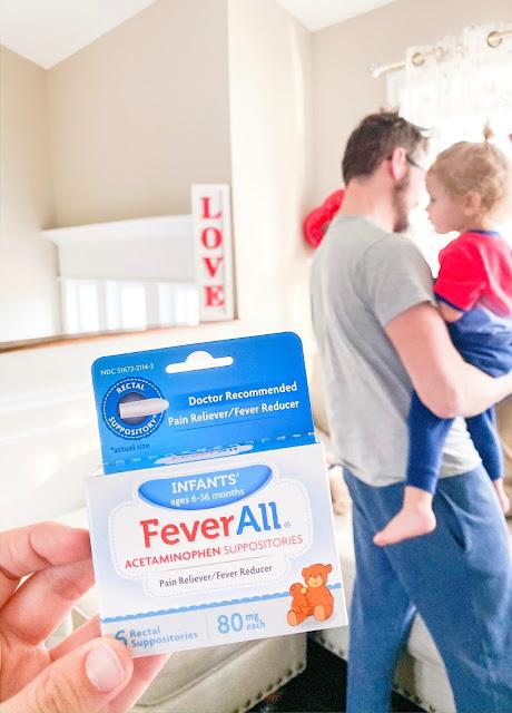 father son, feverall, fever medicine, flu, cold, flu season, baby fever, kid fever,