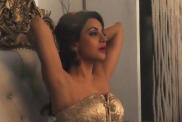 Bollywood Actress Preeti Soni Hot Photoshoot