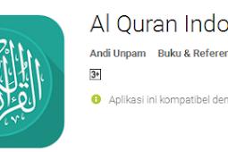 Aplikasi Android Al Quran Indonesia
