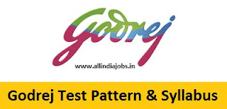 Godrej Test Pattern