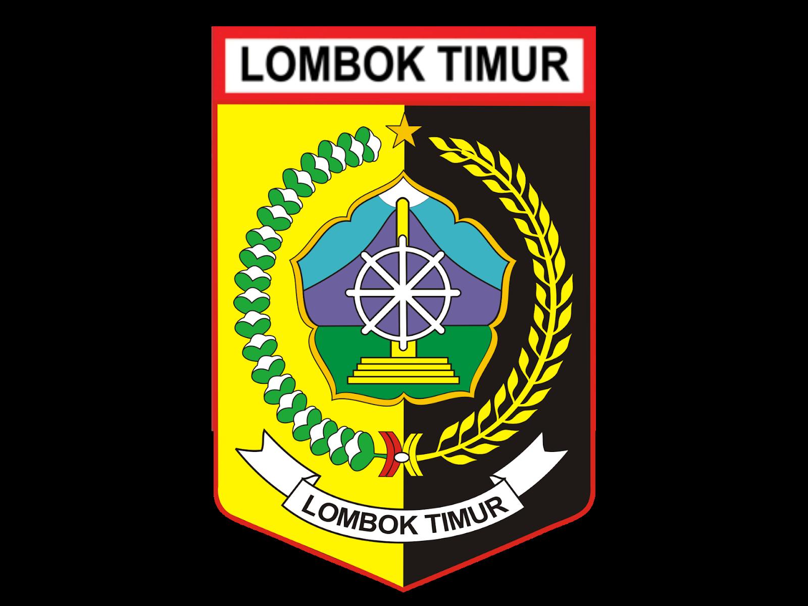 Logo Kabupaten Lombok Timur Format Png Lalu Ahmad