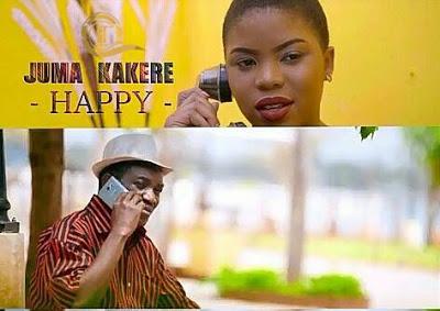 Download Audio | Juma Kakere - Happy