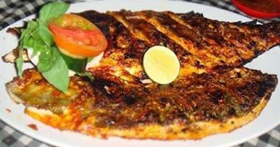 Foto Ikan Bakar Jimbaran Enak