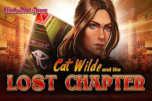 Main Gratis Slot Demo Cat Wilde and the Lost Chapter Play N GO