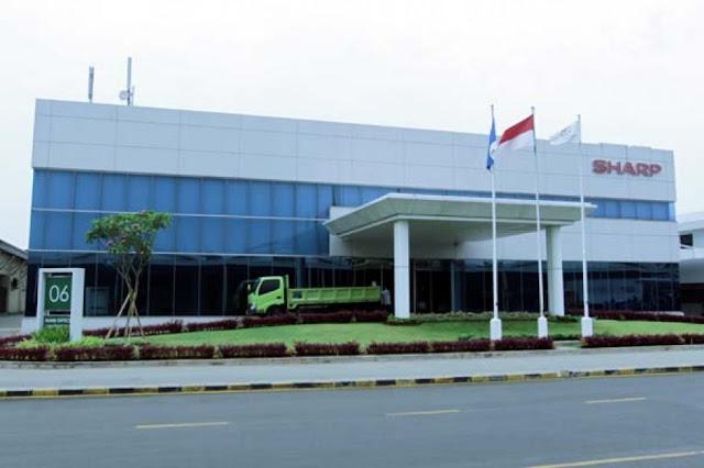Lowongan Kerja PT Sharp Electronics Indonesia Dengan Posisi Key Account Executive, Public Relation Staff, Health Safety Supervisor, ETC